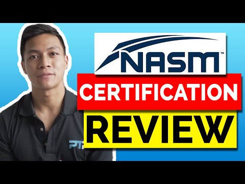 NASM CPT Certification Review for 2021 - Pros/Cons, Cost and ...