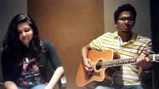 Neeyum naanum | Ft Neha Venugopal & Isaac Thayil | Fun Guitar cover | Part-1 | Anirudh | unplugged