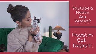 Boşandım mı? | Minik Kedimizle Tanışıın! | Büşra Güler