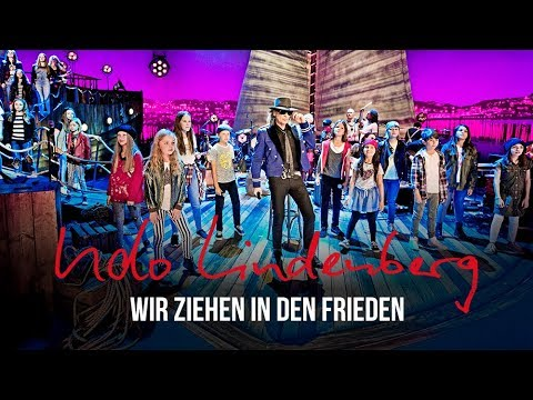 Udo Lindenberg feat. Kids On Stage – Wir ziehen in den Frieden (MTV Unplugged 2)