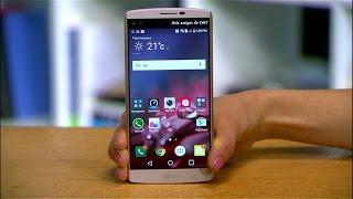 El 'smartphone' LG V10 tiene dos pantallas y dos cámaras frontales