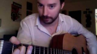 "How to play ""Little Bribes"" by Death Cab For Cutie"