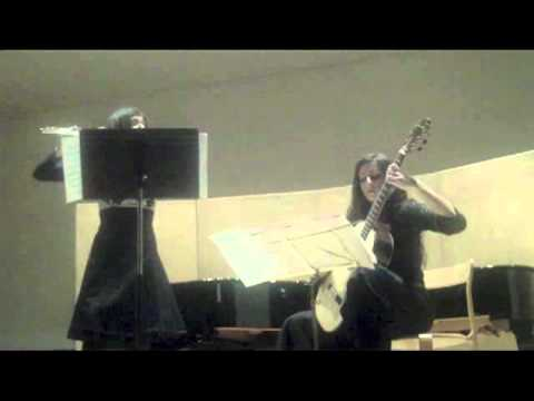 Antilia Duo - chitarra e flauto video preview