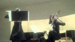 Antilia Duo - chitarra e flauto video preview