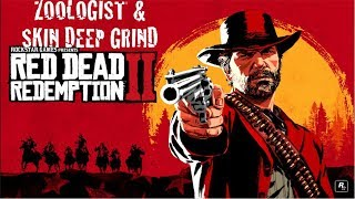 Red Dead Redemption 2: Skin Deep Trophy Pops!!! (Black Tailed Rattlesnake was last one)