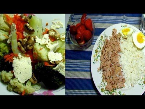 Leovit adelgazamos en una semana las etapas y el menú
