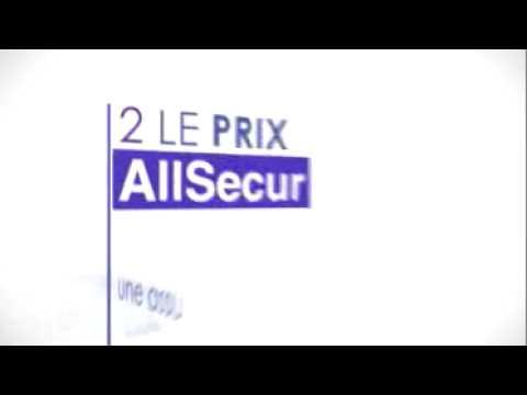 AllSecur 5 Raisons de nous choisir