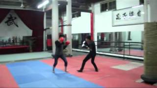 preview picture of video 'Sanda and Shaolin conditioning gym in Chaozhou, China.'
