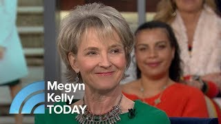Princess Diana's Friend Julia Samuel Says Diana Would 'Love' Meghan Markle | Megyn Kelly TODAY