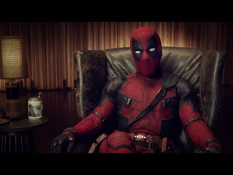 Deadpool 2 Teaser 'Brazil Comic Con Tattoos'