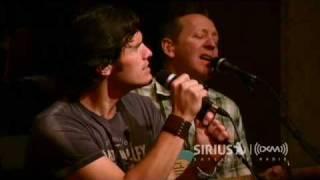 "Joe Nichols Performs ""Believers"" on SiriusXM Radio"