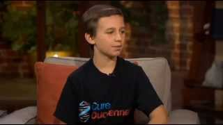 11 Year Old Tyler Armstrong to be youngest to climb Mount Everest
