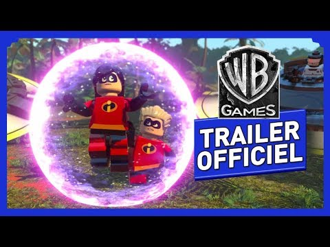 Trailer de Gameplay de LEGO Les Indestructibles