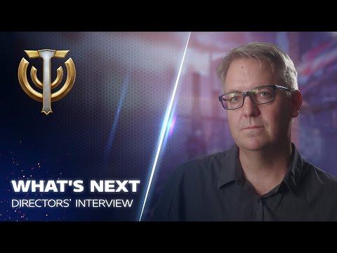 What's next (Directors' interview)