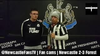 """Sharkey: """"Nottingham Forest were worthy winners"""""""