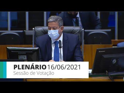 Plenário aprova mudanças na Lei de Improbidade Administrativa (PL 10887/18) - 16/06/2021