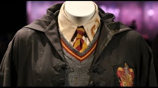 Harry Potter Props And Costumes At Universal Orlando Celebration Event 2015