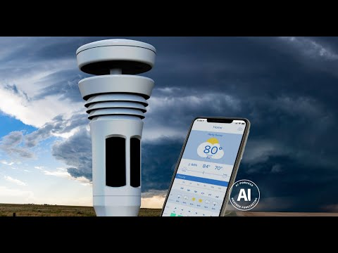 TEMPEST: A revolutionary personal weather system-GadgetAny