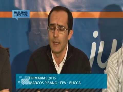 PROGRAMA HABLEMOS DE POLITICA DEL 03 DE AGOSTO DE 2015