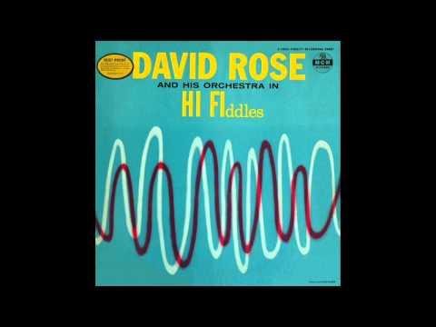 David Rose - Holiday for Trombones (1957)