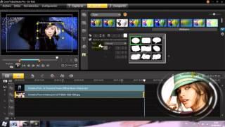 "Corel VideoStudio Pro X5 X6 X7 X8 Tutorial ""Mascara o estilo"""