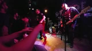 "88 Fingers Louie ""100 Proof"" live @ Sala Rocksound Barcelona"
