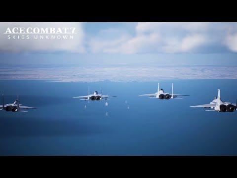 Ace Combat 7: Skies Unknown - DLC4 Teaser - PS4/XB1/PC