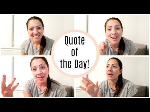 MOMMY MOTIVATION | QUOTE OF THE DAY!