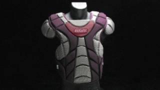 Schutt Scorpion Baseball Catchers Chest Protector Technology