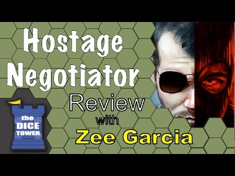 Hostage Negotiator review - with Zee Garcia