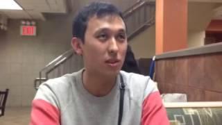 Хроники казахов: Как я попал в США. Данияр Мамани с Кокшетау. Казахстан