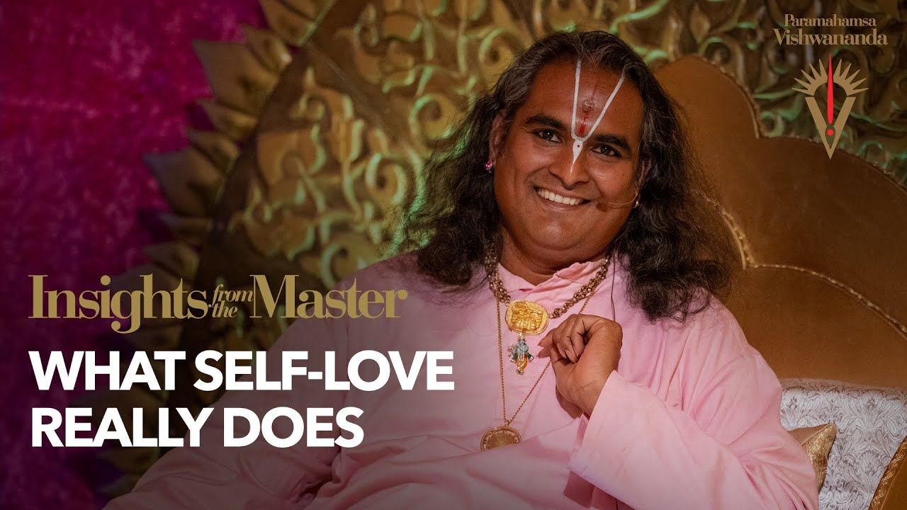 What Self-Love Really Does | Insights from the Master