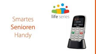 Gigaset GL390: Smartes Senioren Handy - Ausgepackt & Angeschaut   Gigaset #OnAir