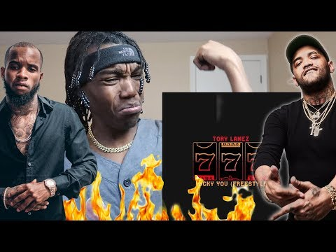 JOYNER LUCAS DISS! Tory Lanez - Lucky You Freestyle (Official Audio) Reaction