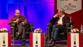 Lit for Life 2014: Aravind Adiga in conversation with David Godwin