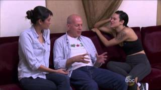 Bruce Willis Shows a Softer Side on 'Dancing With the Stars'