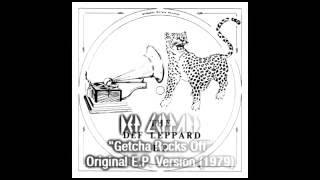Def Leppard _ Getcha Rocks off _ 1979