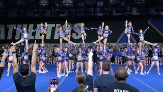 Cheer Athletics Panthers NCA Showoff 2020