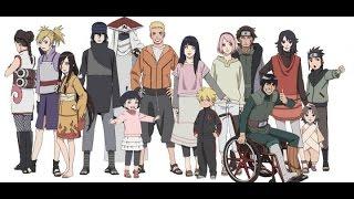 Naruto capitulo final : Los hijos de Naruto y el futuro de todos