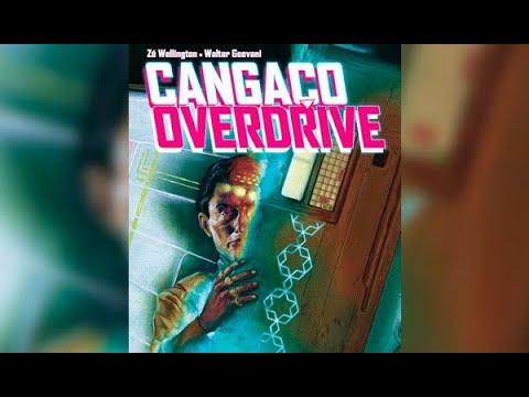 CANGAÇO OVERDRIVE | QUADRINHO BR | RESENHA