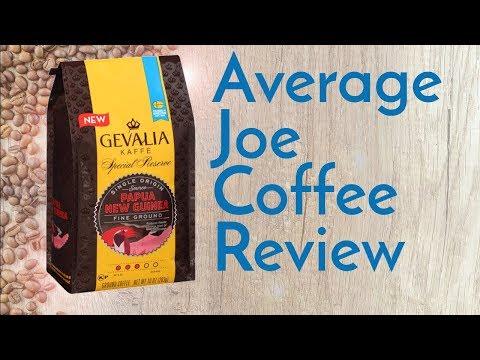 Gevalia Special Reserve Papua New Guinea Coffee Review