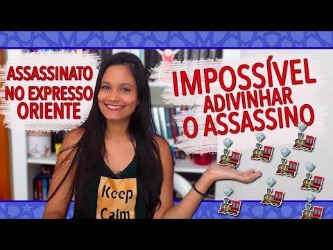IMPOSSÍVEL ADIVINHAR O ASSASSINO! | Agatha Christie