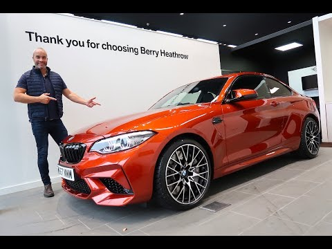 BMW M2 COMPETITION Collection - First Look *AMAZING CAR