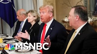 Was John Kelly Really Just Hangry At NATO Breakfast? | All In | MSNBC