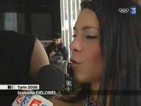 Delobel and Schoenfelder 2006 Olympics Interview Gala