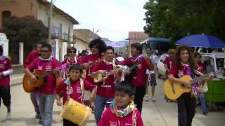 preview picture of video 'COMPARSA FIELES IN MIZQUEMANTA EN EL CARNAVAL DE MIZQUE'