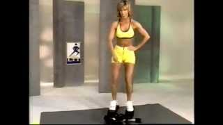 Lateral Thigh Trainer Powerhouse Workout with Brenda DyGraf