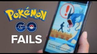 Worst Pokemon Go fails of the week