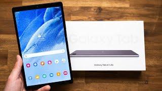 Samsung Galaxy Tab A7 Lite Unboxing & Erster Eindruck | Deutsch