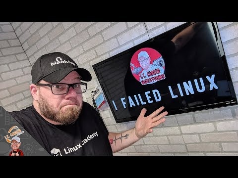 I Failed the LPI Linux Essentials Exam** & Cyber Security Month ...